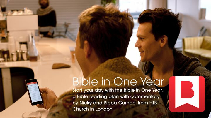 Join The Bridge's YouVersion Bible Plan!
