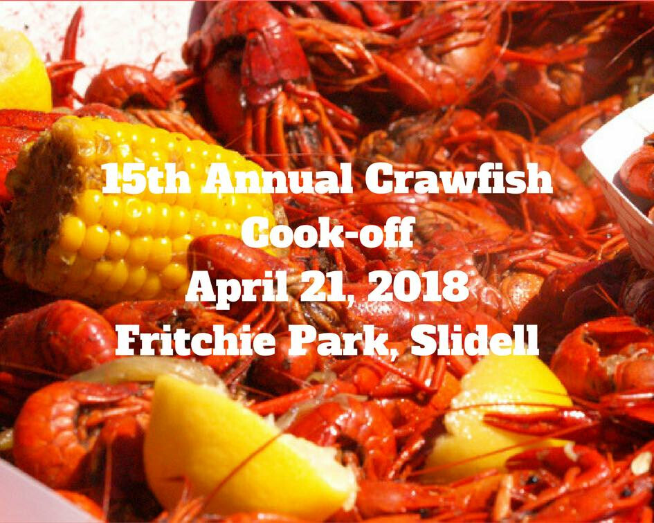 15th Annual Crawfish Cookoff